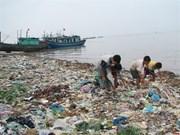 第三次越日环境政策对话在河内举行