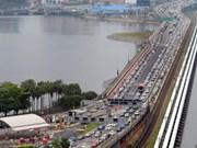 马来西亚与新加坡签署马新高铁双边协定