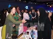 越南国会主席阮氏金银圆满结束出席第11届全球女性议长峰会之旅