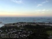 印尼国会批准与新加坡的海域划界协议