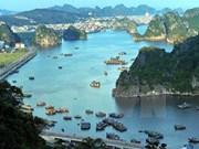 越南下龙湾被列入亚洲最令人印象深刻的遗产名录