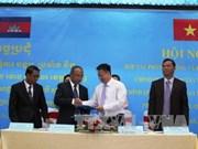 越南西宁省与柬埔寨边境省份加强合作   打击跨境毒品犯罪