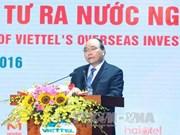 阮春福总理:越南军队电信集团已成为越南新增长模式的典范