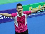 2016年尼泊尔羽毛球公开赛: 4名越南选手晋级半决赛