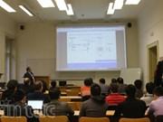 旅居捷克越南青年知识分子关于开展科研活动的研讨会在布拉格举行