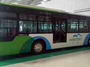 河内首条快速公交线路即将启用