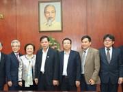 越南与日本促进农业合作