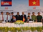 越南同塔省与柬埔寨班迭棉吉省加强合作