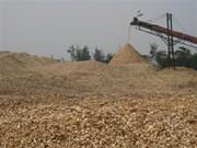 2016年越南木材出口额约达73亿美元