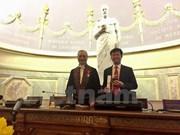 越南首位教授荣获法国国家医学科学院院士称号