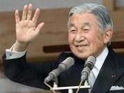 越南领导致电祝贺日本天皇明仁83岁寿辰