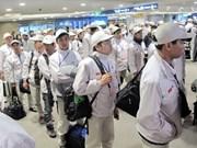 越南与日本加大劳工领域的合作力度