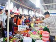 118家企业参加2016年前江省九龙江三角洲地区农业贸易博览会