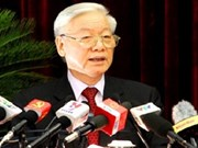 越南共产党党建工作的新观点和新措施