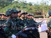 老挝人民革命党中央总书记推进军队现代化