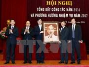 阮春福总理:促进越南社会科学发展是越南社会科学翰林院的使命之一