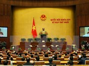 2016年越南14届国会提高活动效果