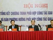 呼吁旅居海外越南人携手共建国家