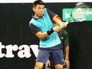 2017年ATP最新排名:越南网球运动员李黄南上升14位