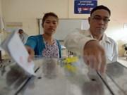 柬埔寨公布选民电子注册名单