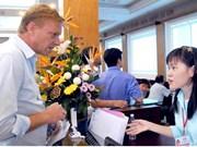 2016年12月份越南向153名外国投资者发放证券交易代码