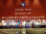 缅甸全国政治对话正式启动