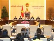 越南第十四届国会常委会第六次会议今日在河内召开