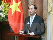 陈大光主席:继续推进民有民享民治的社会主义法制国家建设