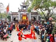 河内将加强对2017年各大型庙会的检查力度