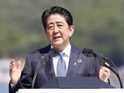 日本首相安倍今日对越南进行正式访问