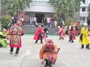 传统春节再现活动让年轻人感受到春节之美