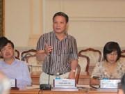 越南与阿尔及利亚进一步推动经济合作