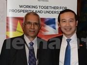 越英大力推动战略伙伴关系发展