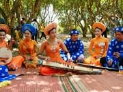 越南坚持才子弹唱艺术正确发展方向不动摇
