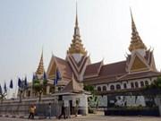 柬埔寨救国党各议员继续抵制国会特别会议