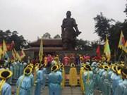 胡志明市举行玉回—栋多大捷228周年纪念活动