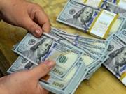 6日越盾兑美元中心汇率下跌1越盾