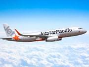 捷星太平洋航空公司开通河内至邦美蜀新航线