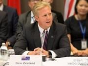 新西兰贸易部长:除美国外,11国3月将商讨TPP存续