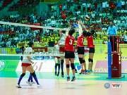 2017年越南联越邮政银行国际女子排球锦标赛在北宁省开幕