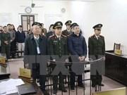 前 Vinashinlines总经理及其同犯今日出庭受审