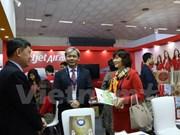 新德里南亚旅行与旅游交易会:越南旅游企业积极推广国家形象