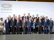 G20强调其在塑造一个相互连通的世界的重要作用