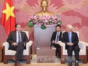 越南与阿根廷加强合作