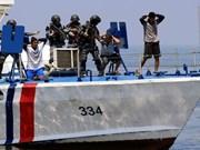 """抓紧核实越南""""江海""""号船被海盗袭击的信息"""