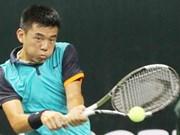 2017年中国男网F2未来赛:李黄南男双首轮即遭淘汰