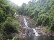 巴潭瀑布探险旅游