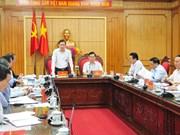 外交部副部长黎怀忠:河江省需提高对外交往工作成效