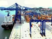 越南广宁省盖龙港的新面貌