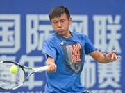 2017年中国男网F2未来赛:李黄南无缘第三轮